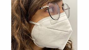 Foto de Investigadores del CSIC desarrollan mascarillas sanitarias biodegradables, lavables y certificadas FFP2