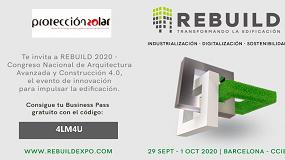 Foto de Protección Solar te invita a Rebuild, en Barcelona
