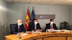 Foto de Gobierno y CC AA se coordinan para prevenir nuevos brotes de COVID-19 ante las próximas campañas agrícolas