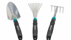Foto de Nuevo juego de herramientas manuales de la línea Comfort de Gardena