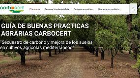 Foto de La Guía de Buenas Prácticas CARBOCERT ya está disponible para su descarga en internet