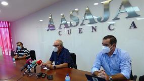 """Foto de ASAJA señala a la industria por """"fabricar"""" los precios del girasol y anuncia movilizaciones"""
