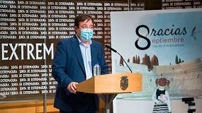 Foto de La Junta de Extremadura concede la Medalla de Extremadura al sector de la refrigeración y climatización