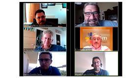 Foto de Gran éxito de participación en los encuentros digitales Ecolum Conecta que puso en valor las oportunidades de negocio de la Economía Circular