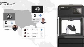 Foto de MakerBot CloudPrint presenta su nuevo flujo de trabajo para colaboración en impresión 3D desde cualquier ubicación