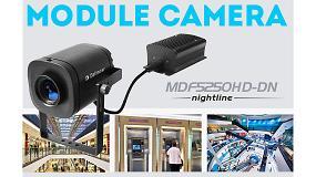 Foto de Nueva cámara modular Dallmeier: clasificación de objetos basada en IA incluso bajo condiciones de luz difíciles