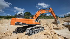 Foto de Doosan presenta su nueva excavadora DX420LC-7 Fase V