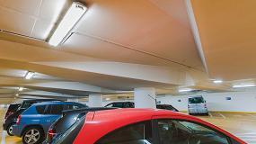 Foto de Ledvance impulsa la iluminación inteligente en parkings, industrias y almacenes con el nuevo SubstiTUBE T8 Connected