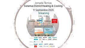 Foto de Ashrae Spain Chapter organiza una jornada sobre 'Sistemas District Heating & Cooling'