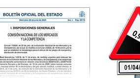 Foto de Se ratifican las nuevas penalizaciones por energía reactiva capacitiva