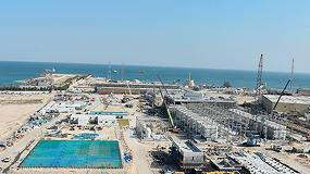 Foto de La construcción de la desalinizadora Al-Khobar-1 alcanza los cinco millones de horas-hombre sin lesiones