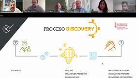 Foto de El Cluster se convierte en el departamento de I+D de las empresas del Packaging gracias al proyecto Discovery