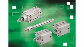 Foto de Norelem lanza una nueva gama de cilindros neumáticos para diferentes aplicaciones