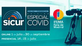 Foto de Soluciones anti-COVID hasta el 30 de septiembre en Sicur Especial COVID