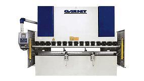 Picture of Hidrogarne presents his series of hydraulic presses TJF Garnet