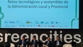 Foto de Soluciones inteligentes y sostenibles para los nuevos retos de las ciudades y los territorios en Greencities y S-Moving 2020
