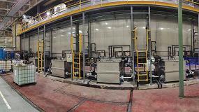 Foto de Cabycal suministra un túnel doble de tratamiento que ahorra un 80% en consumo eléctrico