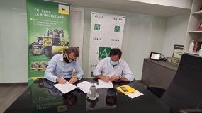 Foto de ASAJA llega a un acuerdo con la energética ENI que suministrará a los profesionales agrarios en condiciones ventajosas
