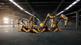 Foto de Por qué los robots Brokk están a otro nivel