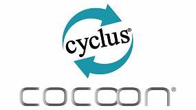 Foto de Antalis distribuye el papel reciclado de las marcas Cocoon y Cyclus