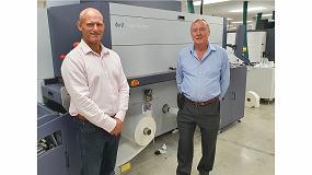 Foto de El equipo Durst Tau 330 RSC E ayuda a Colorscan a dar un paso adelante en la producción de etiquetas