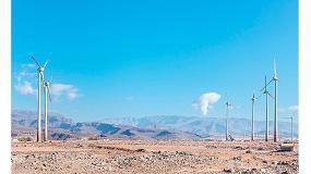 Foto de Ecoener pone en marcha el parque eólico El Rodeo