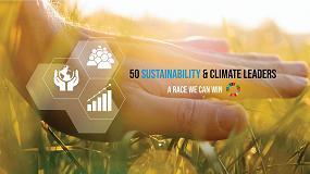 Foto de SSI Schaefer se une a la iniciativa 50 Sustainability & Climate Leaders