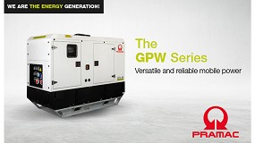 Foto de Pramac lanza una nueva línea de generadores Mobile diésel de 9 a 760 kVA: la serie GPW