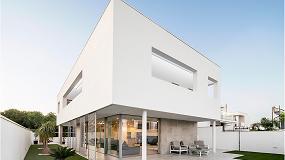 Foto de Technal en una vivienda 100% mediterránea
