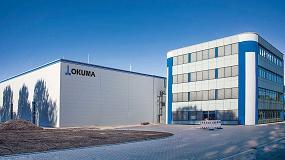 Foto de Okuma celebra una jornada de mecanizado de turbinas en Alemania