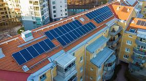 Foto de Instalar placas solares en todas las comunidades de vecinos reduciría 8.000M de toneladas de CO2