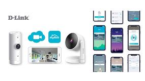 Foto de D-Link renueva la app mydlink con más funciones para aumentar la seguridad del hogar