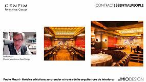 Foto de Hoteles eclécticos: cómo sorprender a través de la arquitectura de interiores