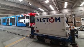 Foto de Alstom y MLO desarrollan un sistema inteligente que identifica el estado de la vía férrea