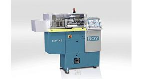 Picture of Boy innovates in the micro molding by injection and in energy saving