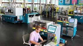 Foto de Boy presenta novedades para Fakuma en su centro tecnológico