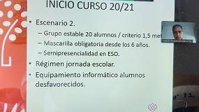 Foto de Escuelas Católicas de Madrid celebra su I Asamblea telemáticamente
