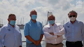Foto de El Virtual Valencia Boat Show y la Federación de Vela de la Comunitat Valenciana aúnan esfuerzos para la promoción de la vela y la náutica deportiva