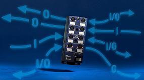 Foto de Bihl+Wiedemann lanza un nuevo módulo ASi-5 con 16 E/S digitales autoconfigurables