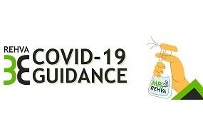 Foto de Atecyr publica la tercera Guía de recomendaciones COVID-19 elaborada por Rehva