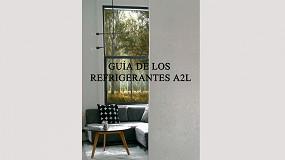 Foto de Actualizada la Guía de los Refrigerantes A2L