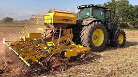 Foto de Las sembradoras de siembra directa acaparan más de la mitad del Renove