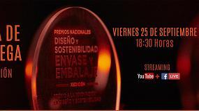 Foto de Los Premios Nacionales de Envase se entregan el 25 de septiembre por primera vez en formato presencial y online