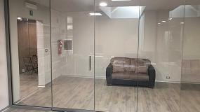 Foto de AGC presenta Viglas, nueva solución de puerta cortafuegos