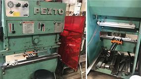 Foto de Un cliente de Canadá agradece la compra del tope manual RPS-500/2 de Metalmaq