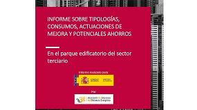 Foto de Análisis de edificios del sector terciario, nuevo documento A3e
