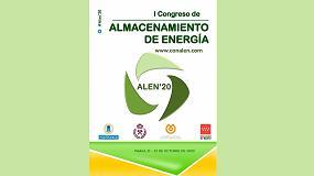 Foto de Madrid celebra su I Congreso de Almacenamiento de Energía - ALEN'20 de forma virtual