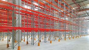 Foto de Interbrands Romania confía en AMCO y AR Racking para su nuevo almacén de 8.000 palés