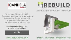 Foto de iCandela le invita a Rebuild 2020, últimos días para beneficiarse del Business Pass gratuito
