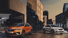 Foto de Renault desvela el nuevo Arkana: un SUV Coupé híbrido para Europa